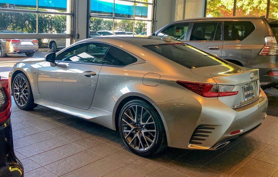 2018 Lexus RC 350 - photo 2