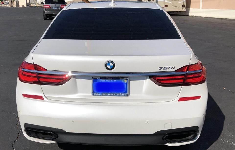 2017 BMW 7 Series - photo 4