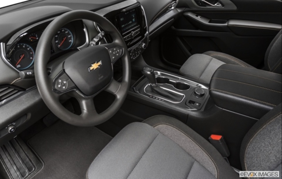 2019 Chevrolet Traverse - photo 1