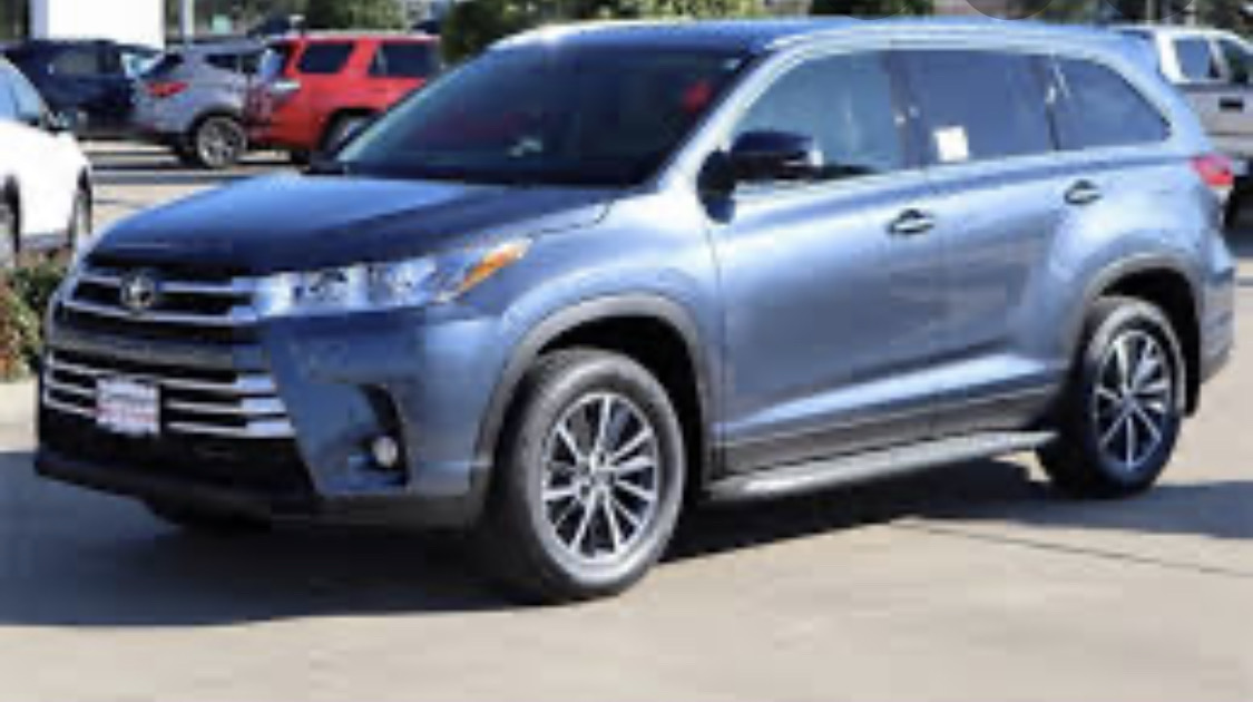 2019 Toyota Highlander - photo 0