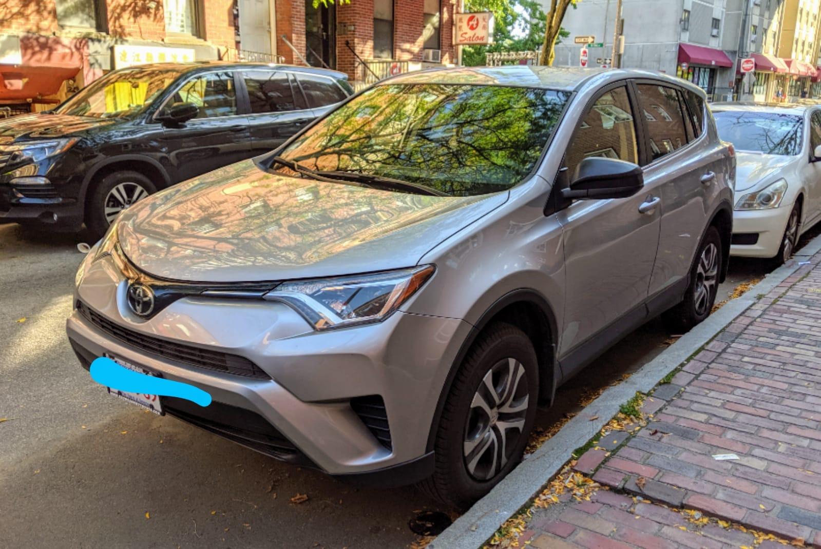2018 Toyota RAV4 - photo 1