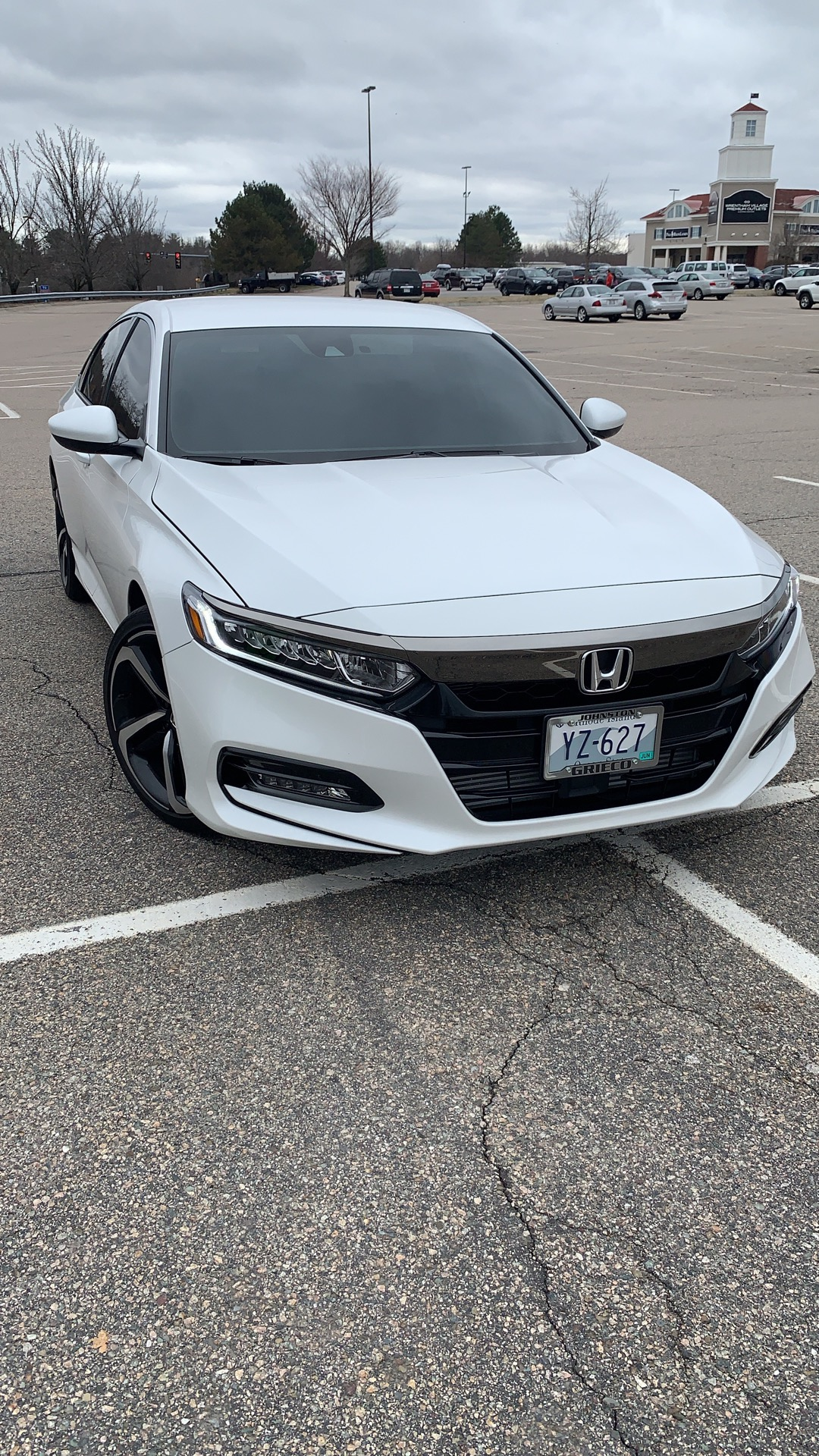 2018 Honda Accord - photo 1