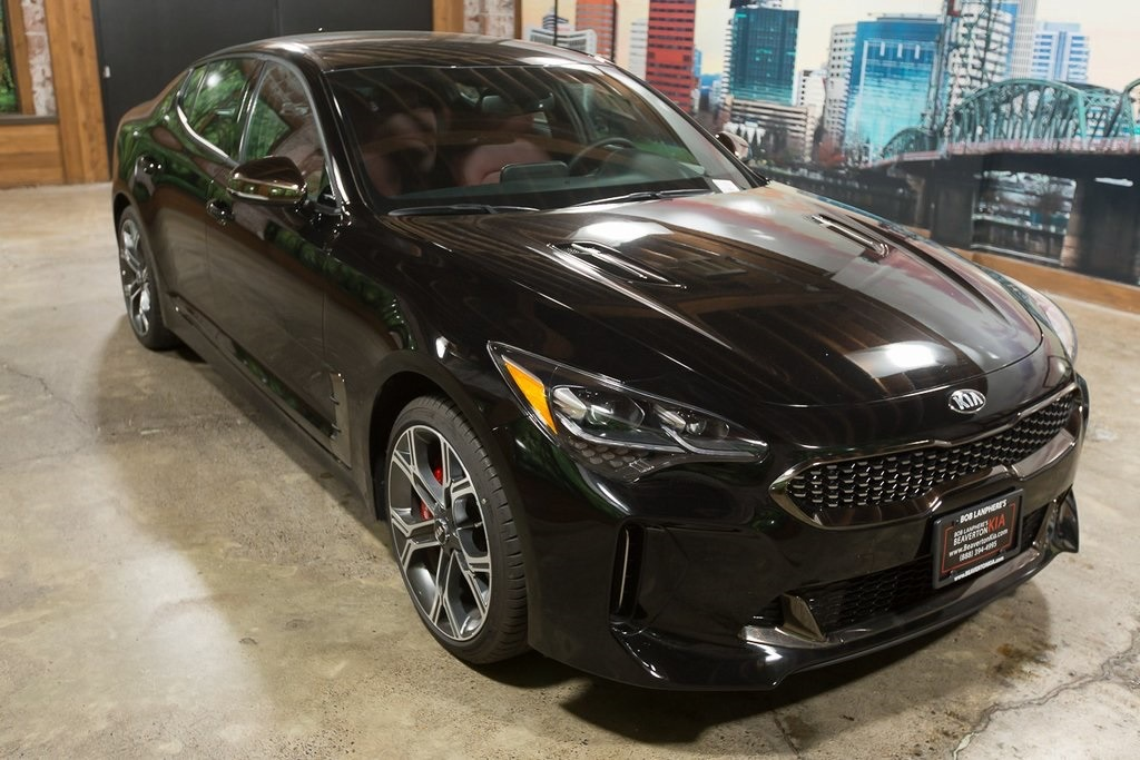 2019 Kia Stinger - photo 0