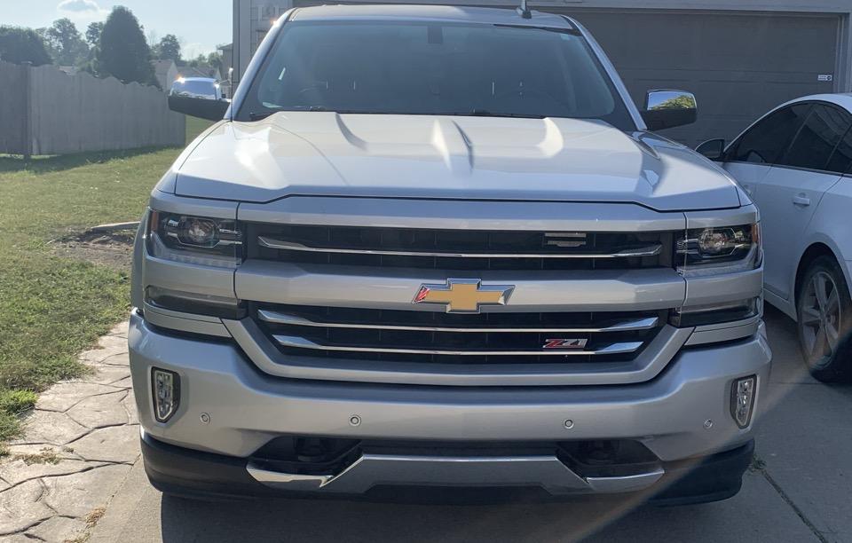 2018 Chevrolet Silverado 1500 - photo 1