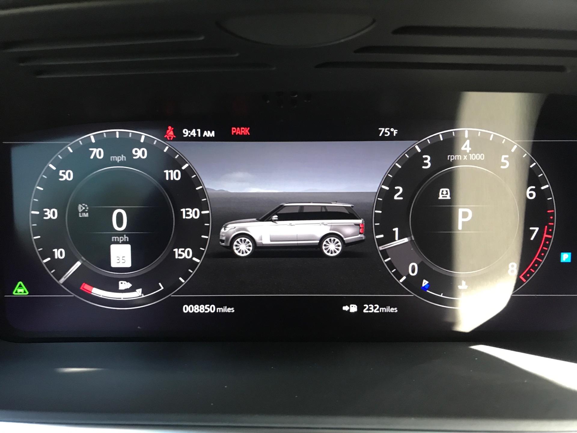 2018 Land Rover Range Rover - photo 1