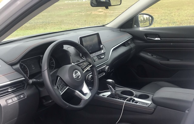 2019 Nissan Altima - photo 1