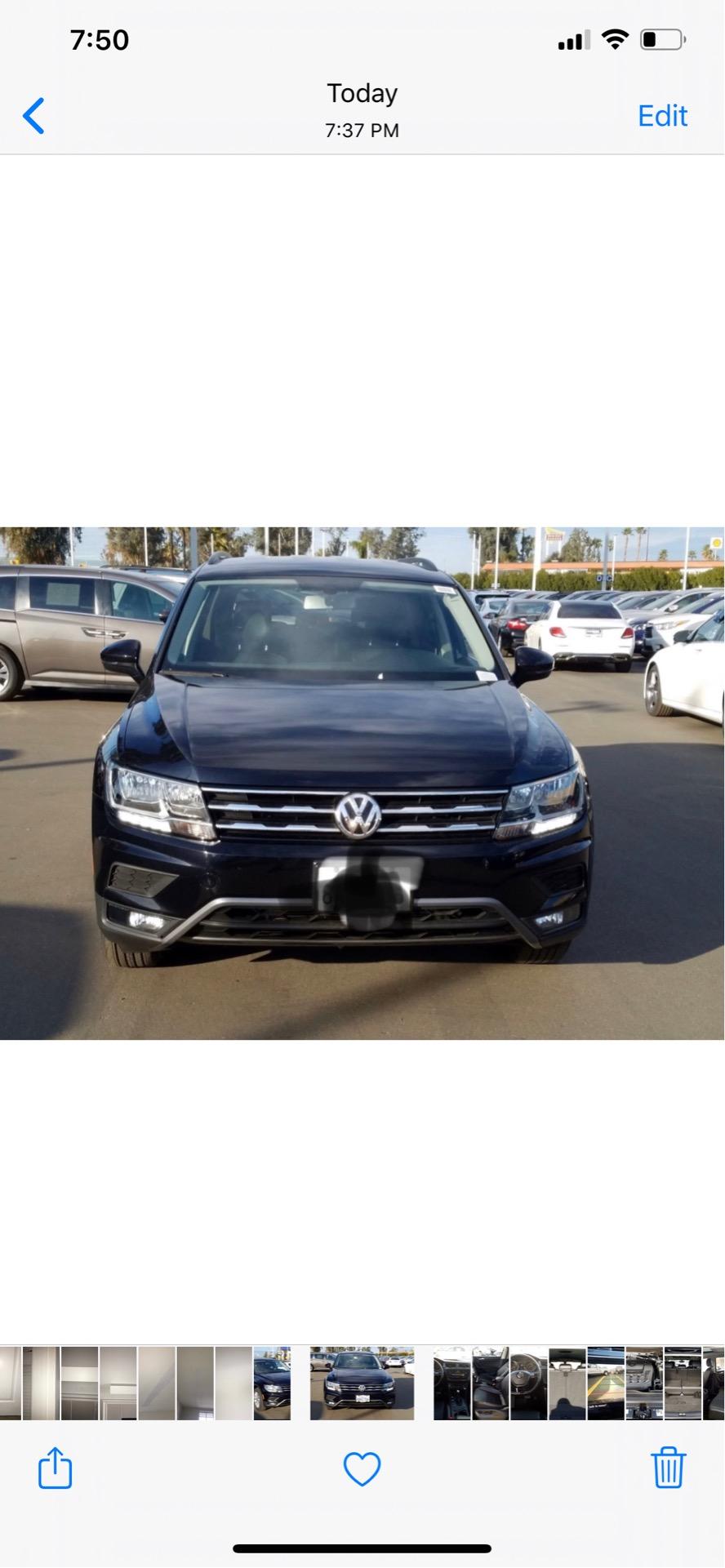2018 Volkswagen Tiguan - photo 5