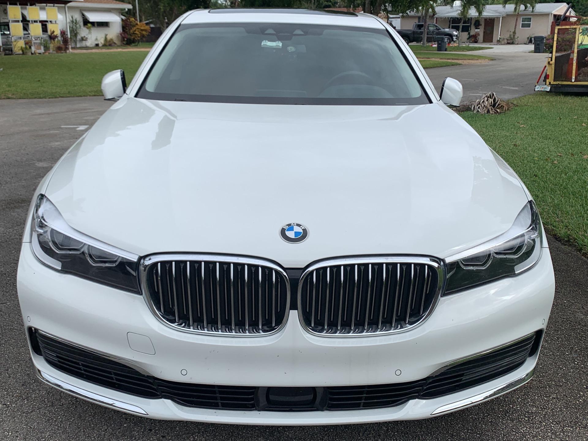 2019 BMW 7 Series - photo 7