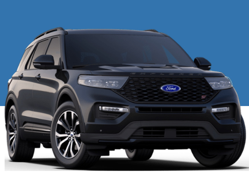 2020 Ford Explorer - photo 0