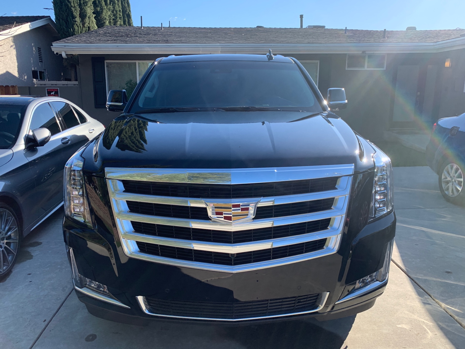 Cadillac Escalade 2017 Lease Deals in Los Angeles ...