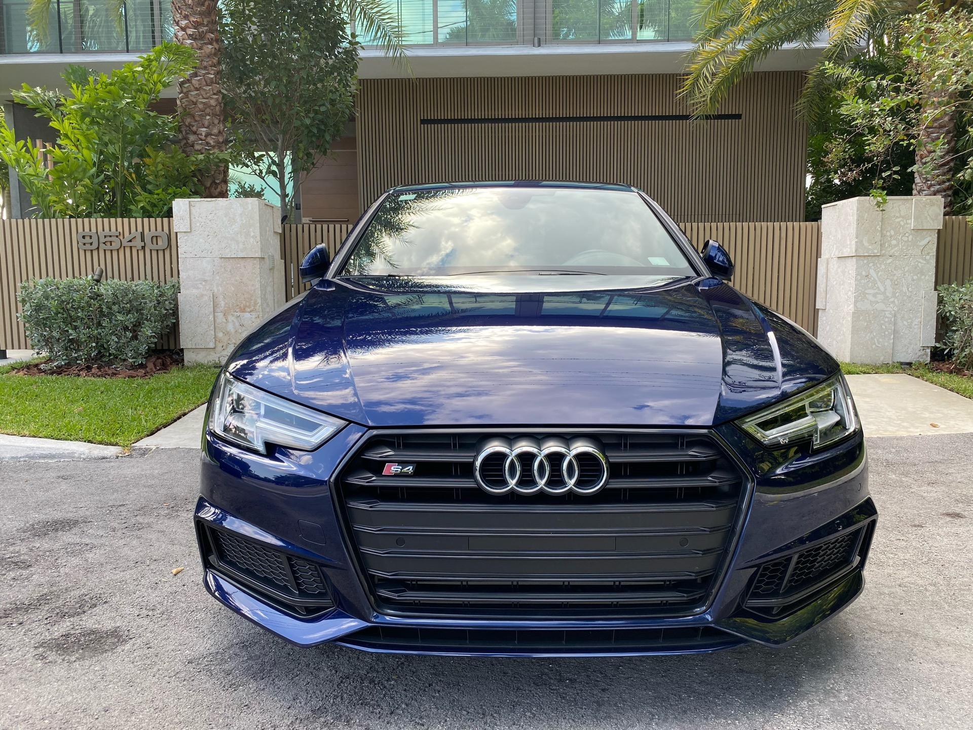2018 Audi S4 - photo 1
