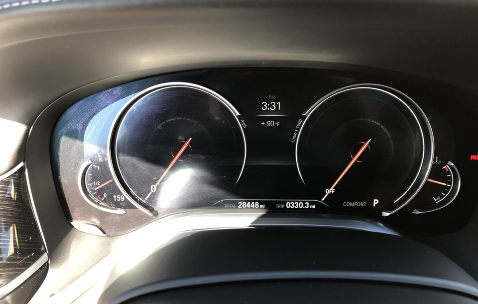 2017 BMW 7 Series - photo 9