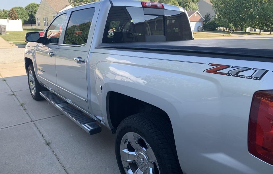 2018 Chevrolet Silverado 1500 - photo 6