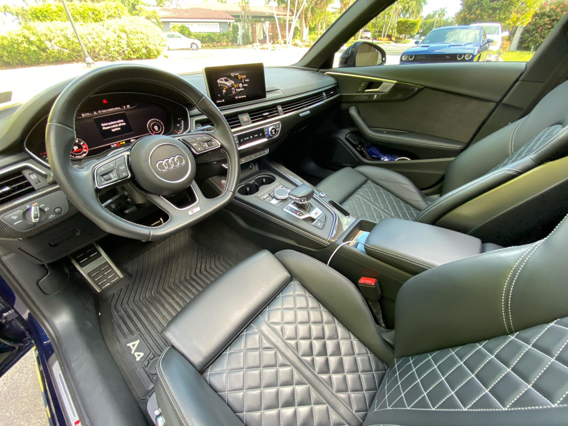 2018 Audi S4 - photo 3