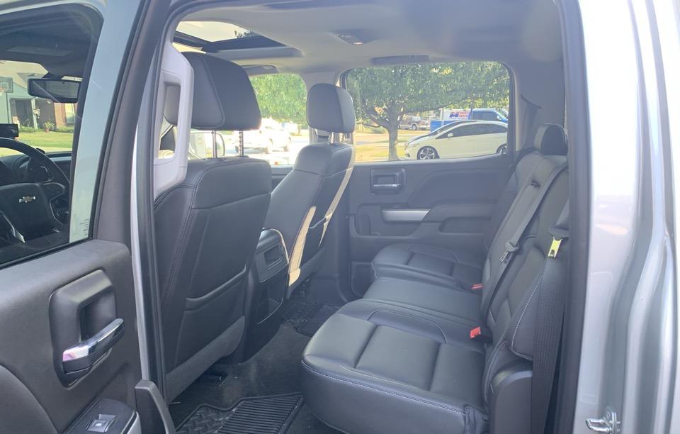 2018 Chevrolet Silverado 1500 - photo 9