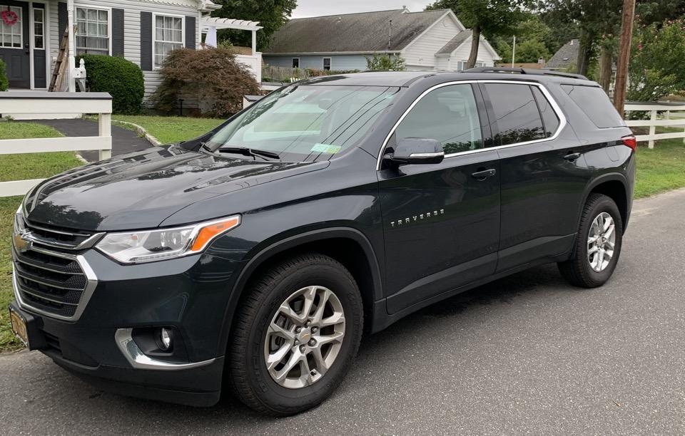 2019 Chevrolet Traverse - photo 0