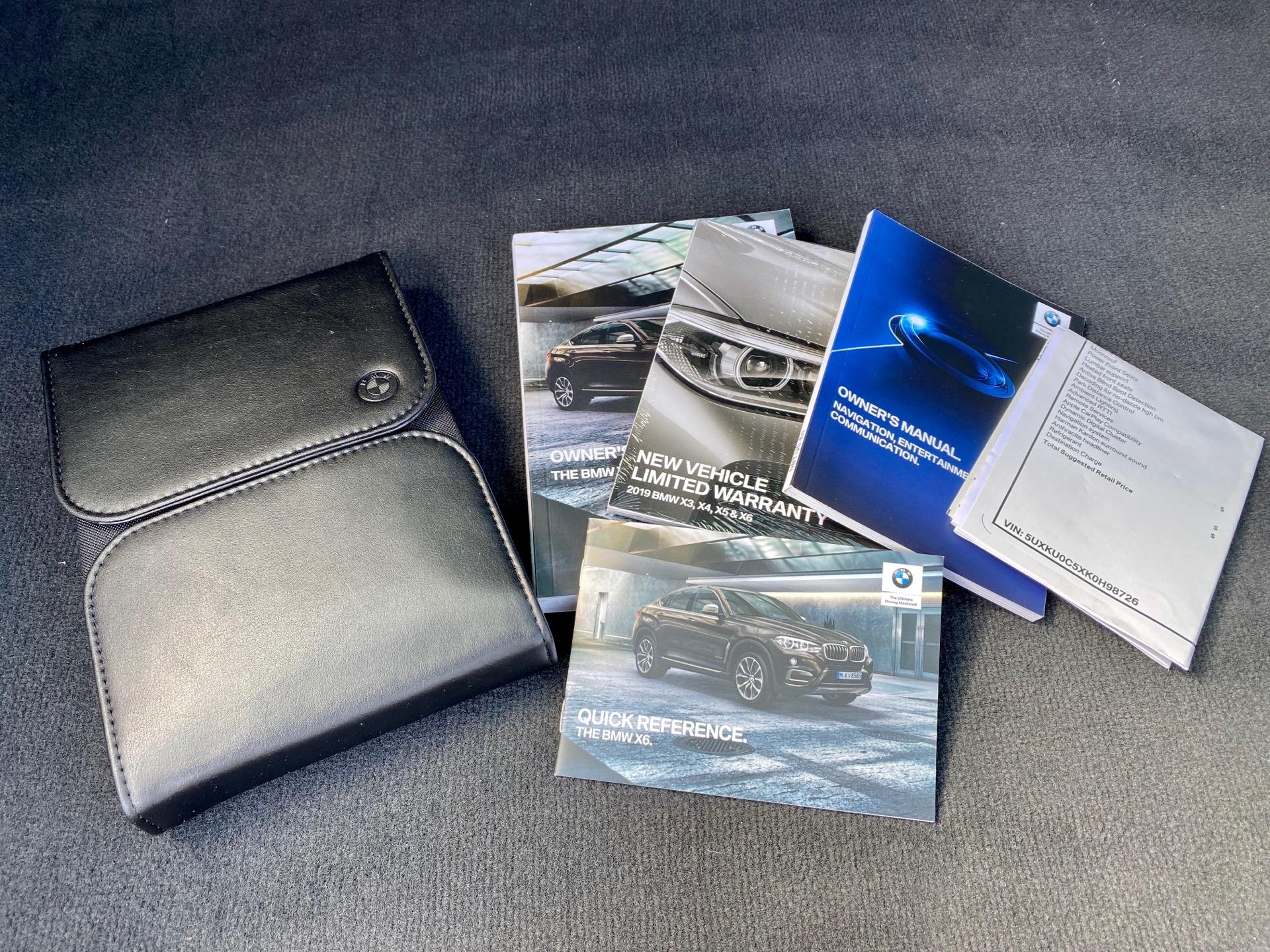 2019 BMW X6 - photo 3