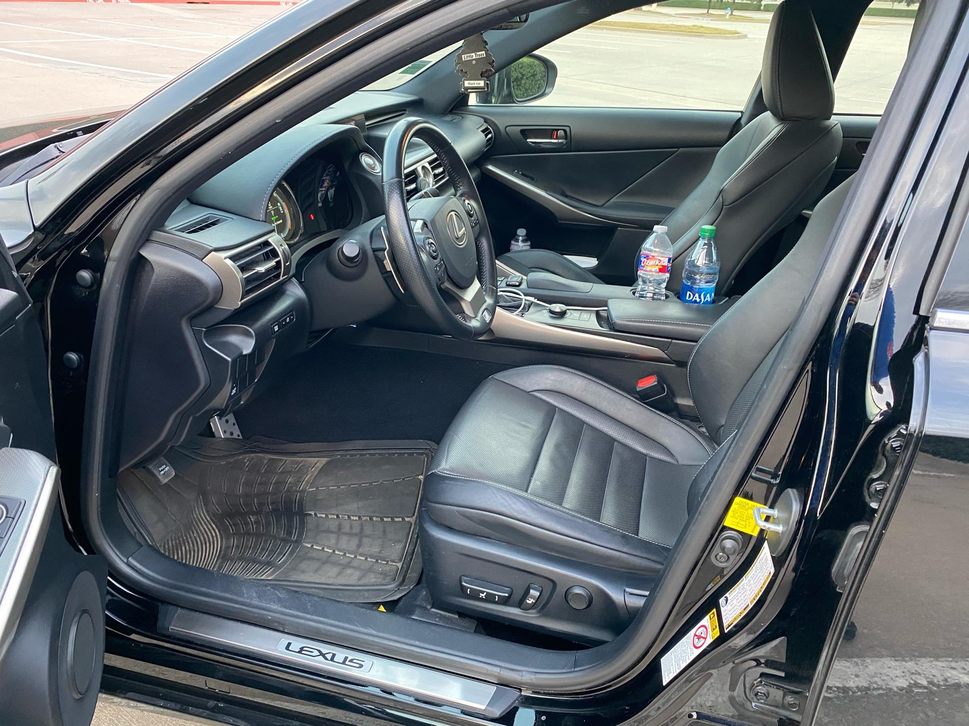 2015 Lexus IS 250 - photo 5