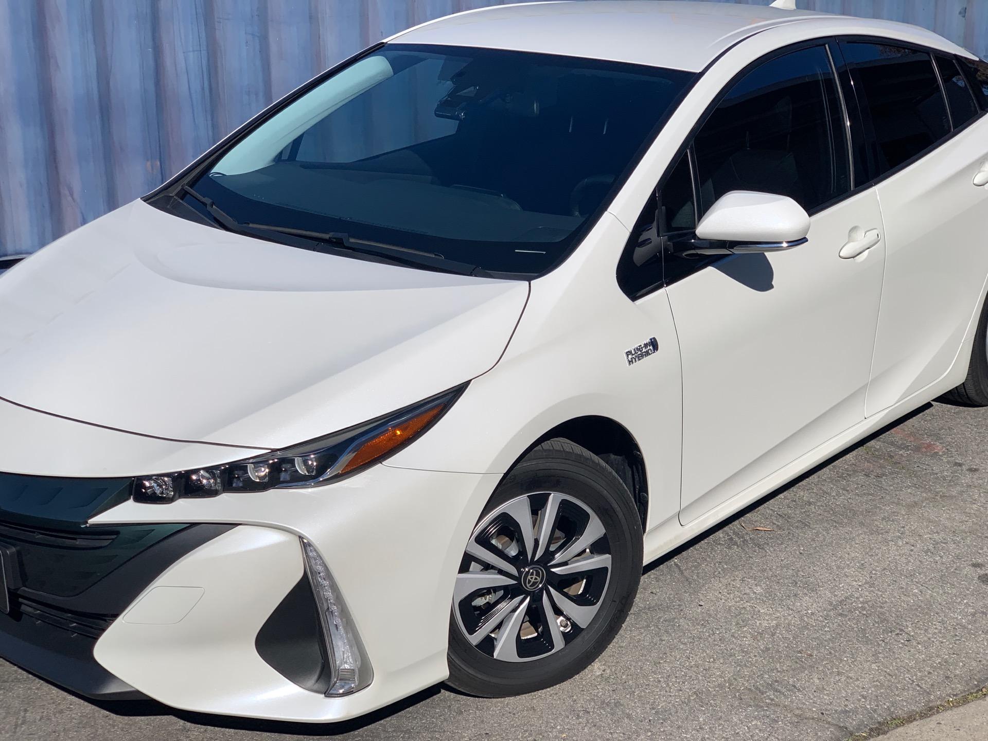 2018 Toyota Prius Prime - photo 1