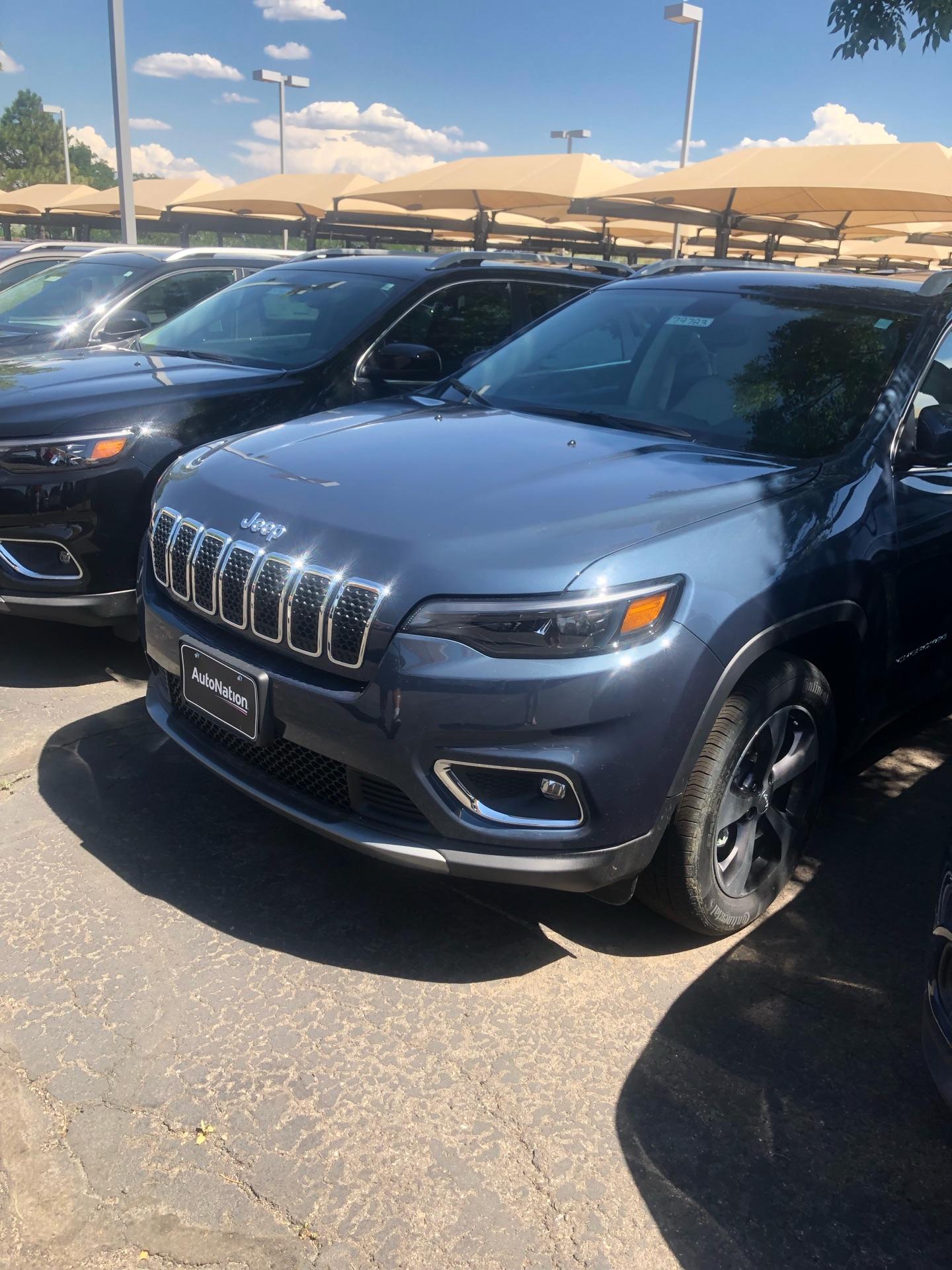 2019 Jeep Cherokee - photo 2