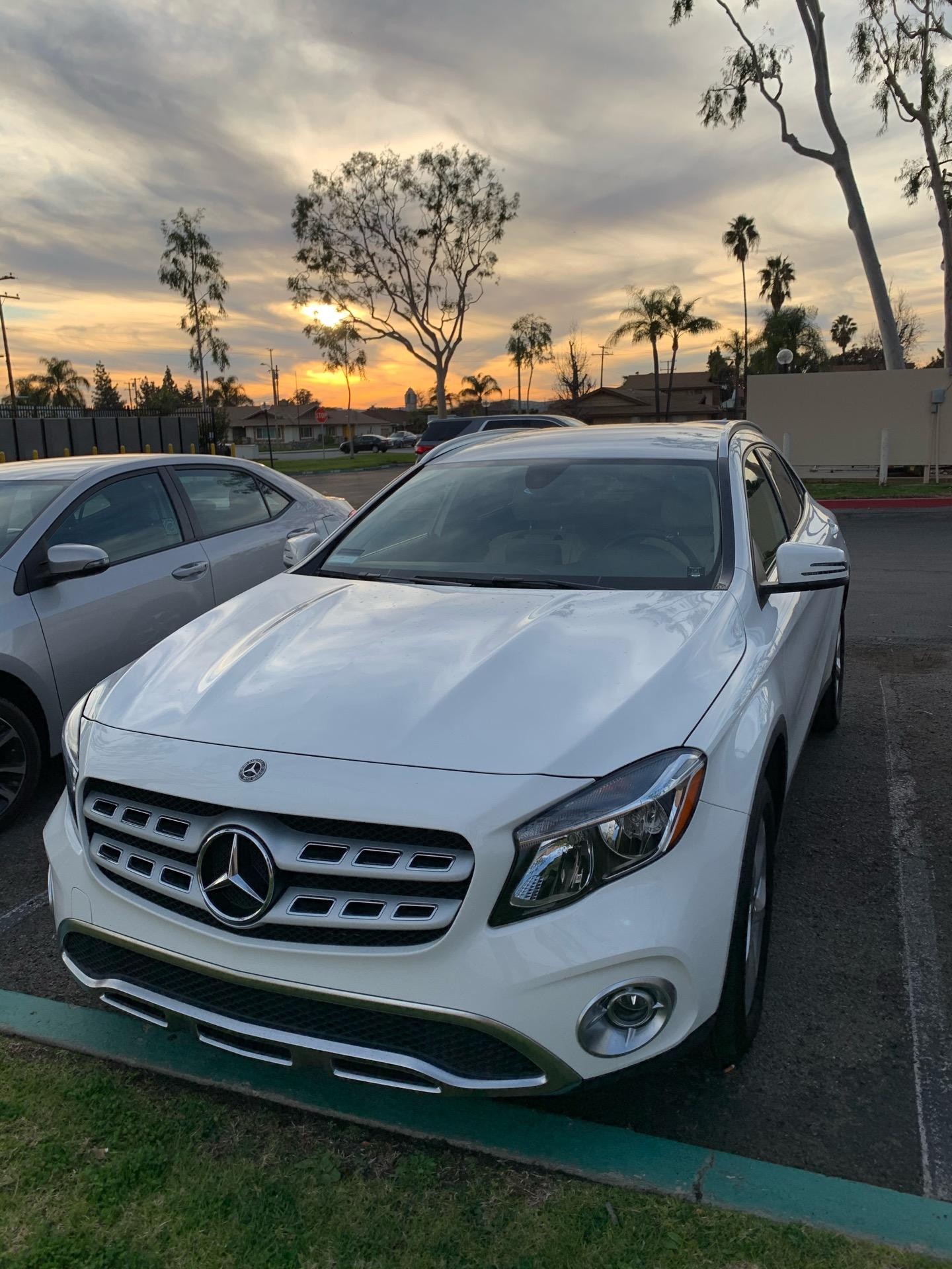 2019 Mercedes-Benz GLA - photo 2