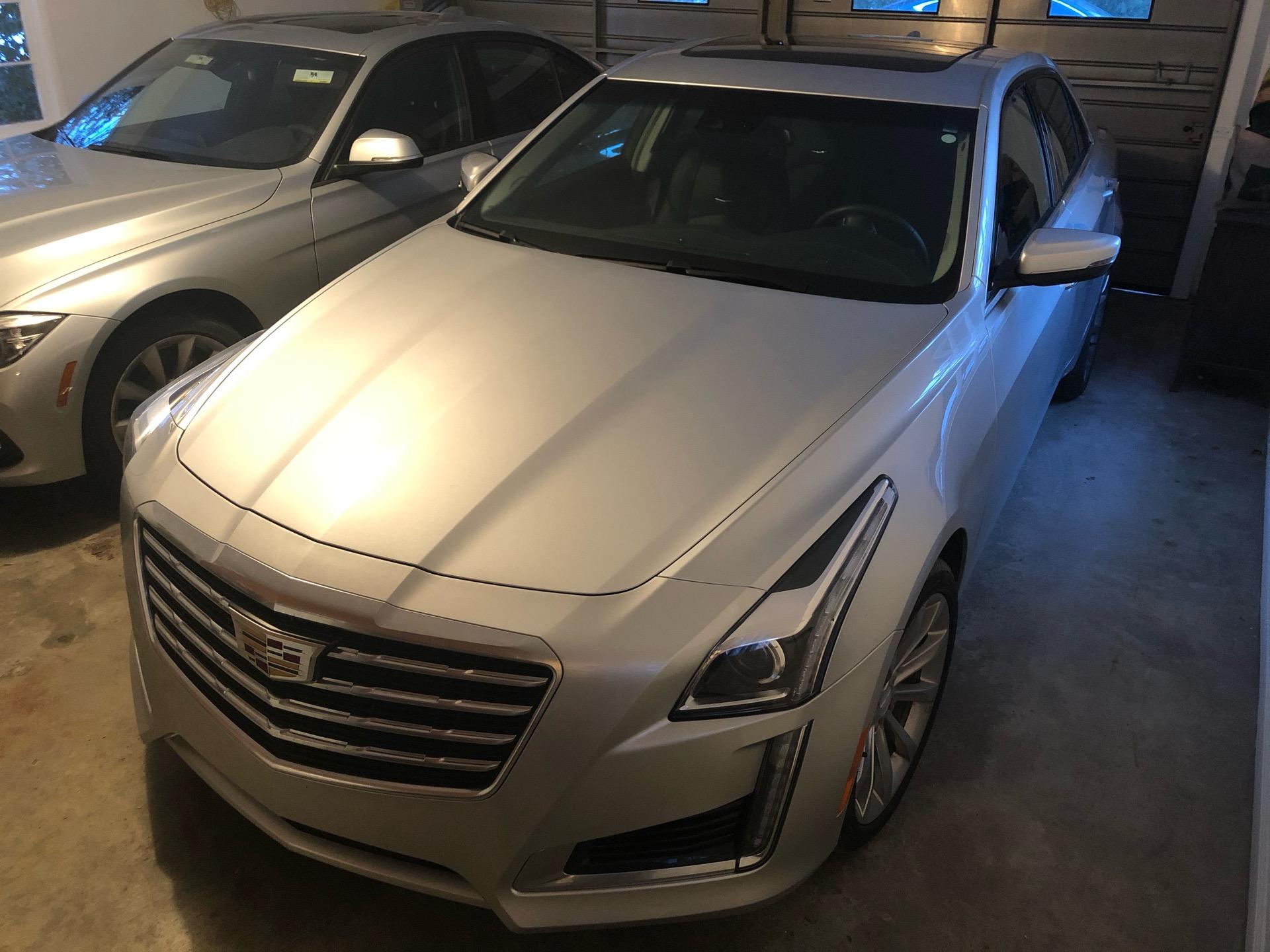 2019 Cadillac CTS - photo 0