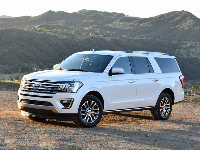 2018 Ford Expedition MAX - photo 0