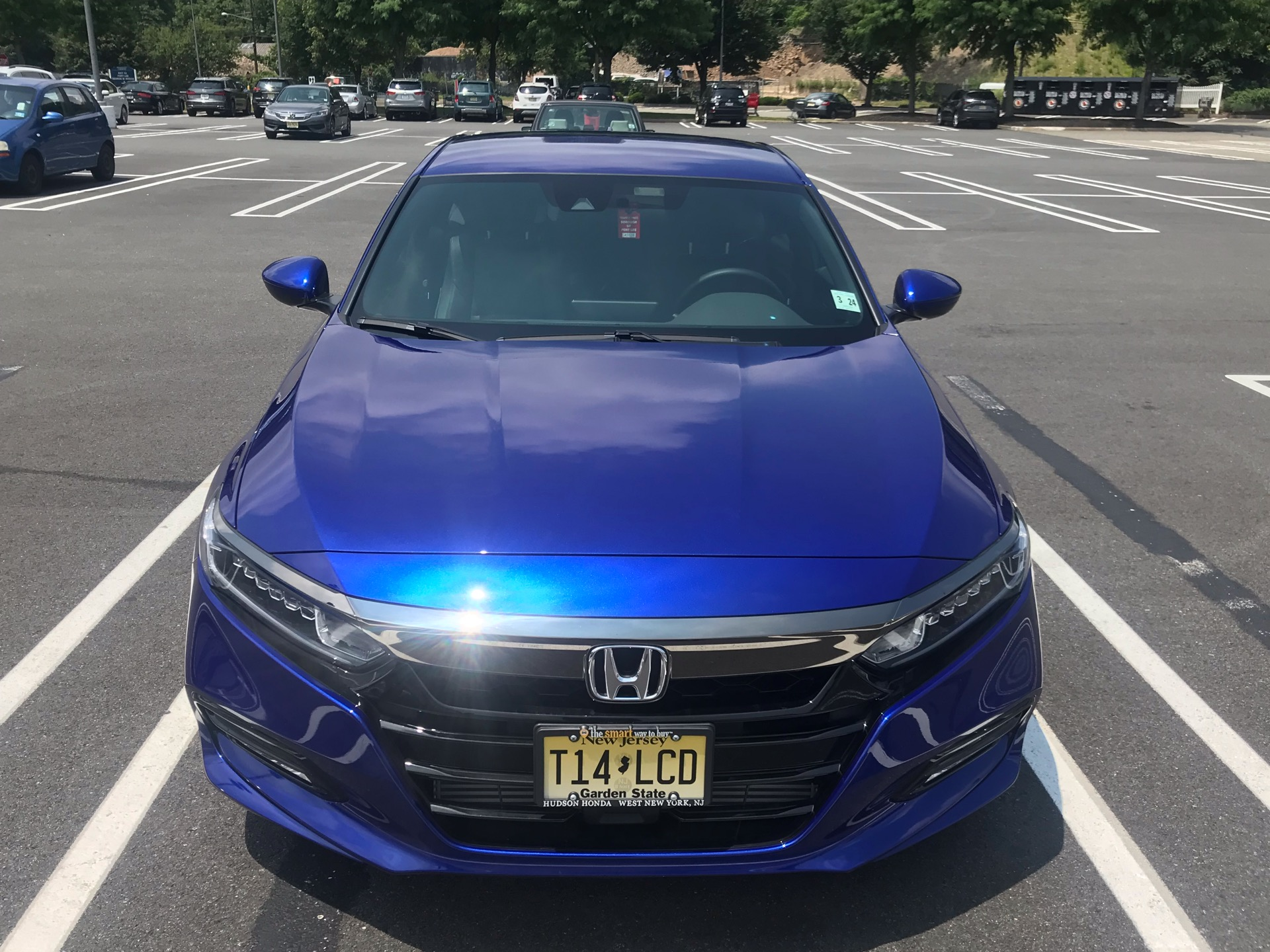 2019 Honda Accord - photo 4
