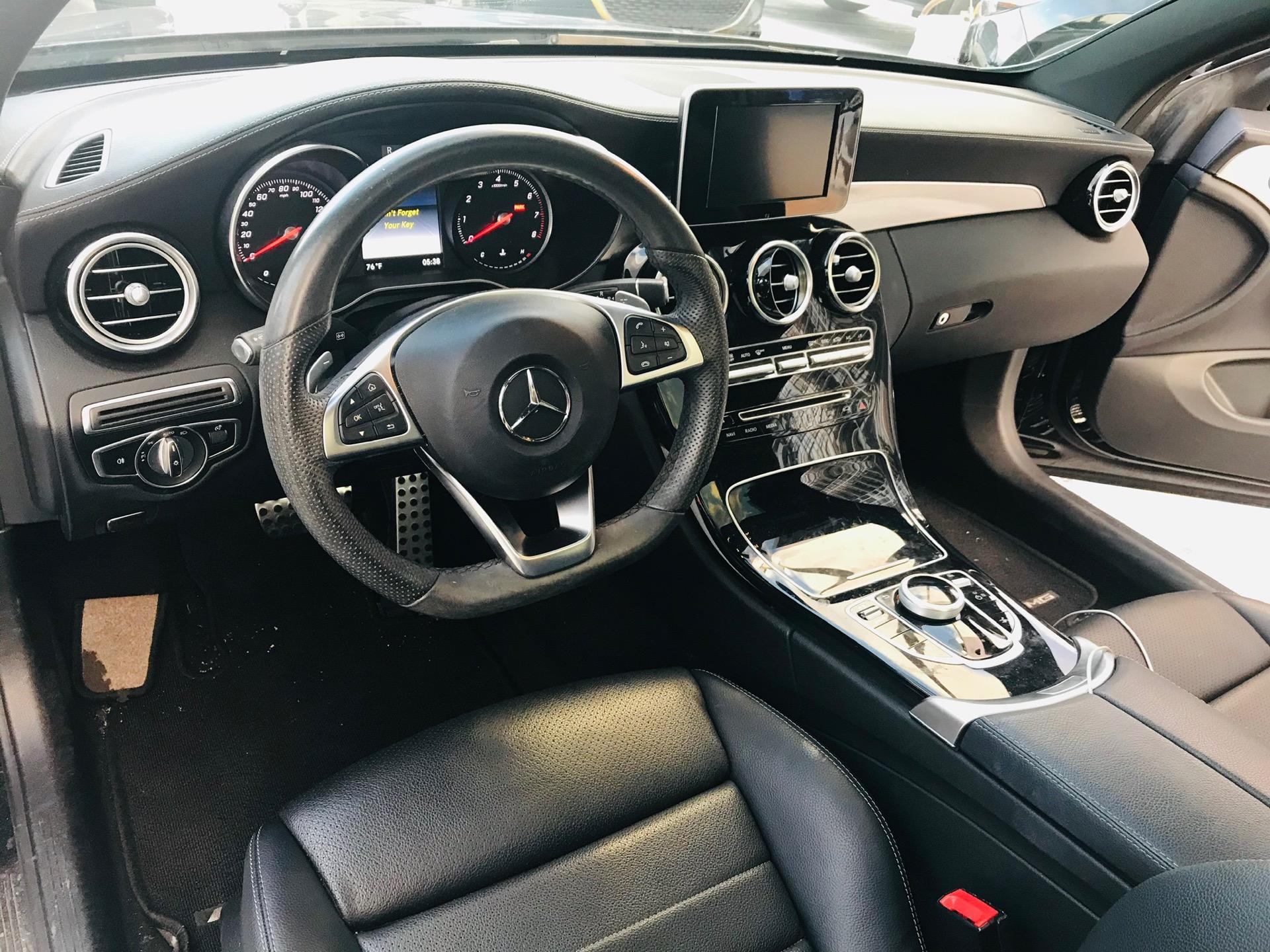 2018 Mercedes-Benz C-Class - photo 4