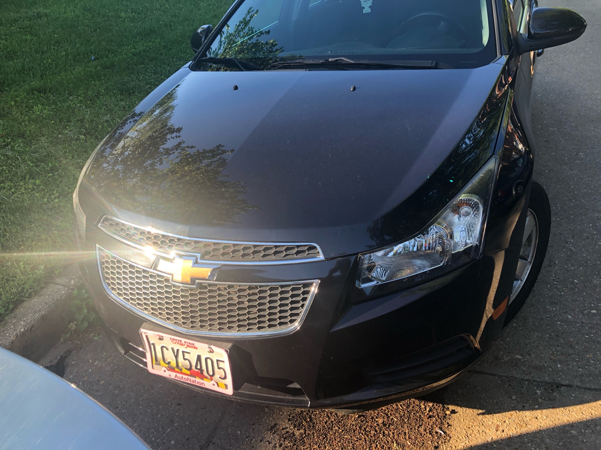 2014 Chevrolet Cruze - photo 2