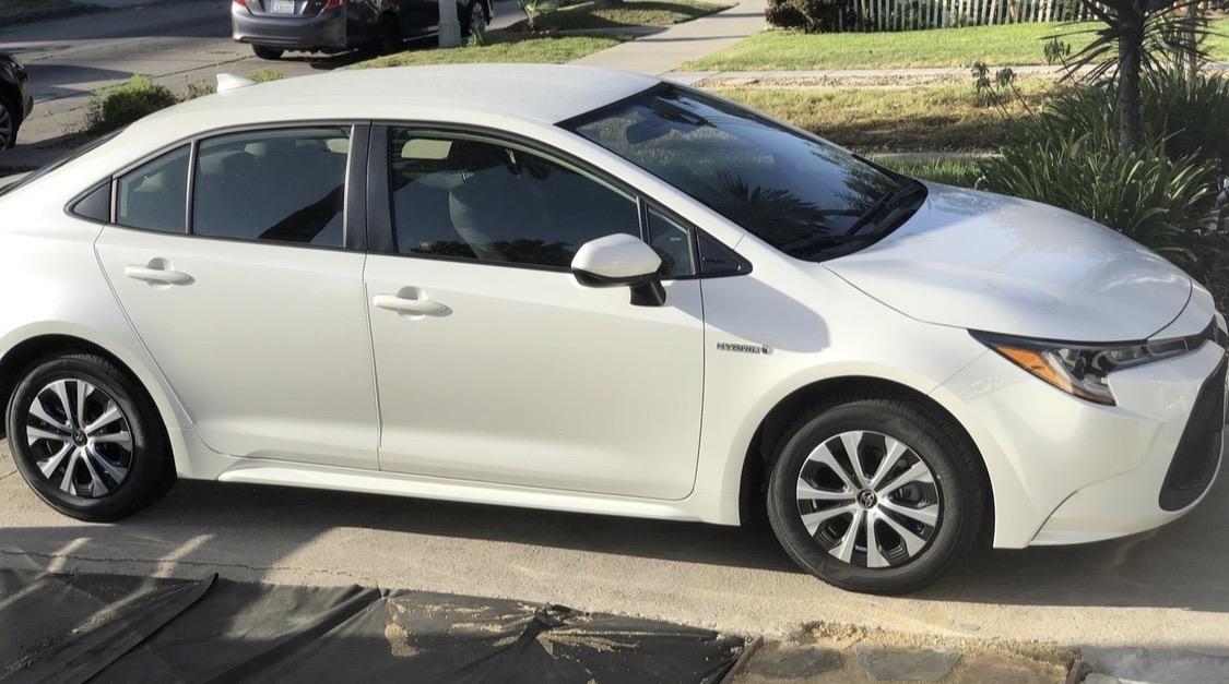 2020 Toyota Corolla Hybrid - photo 0