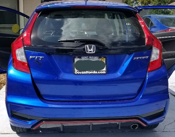 2019 Honda Fit - photo 2