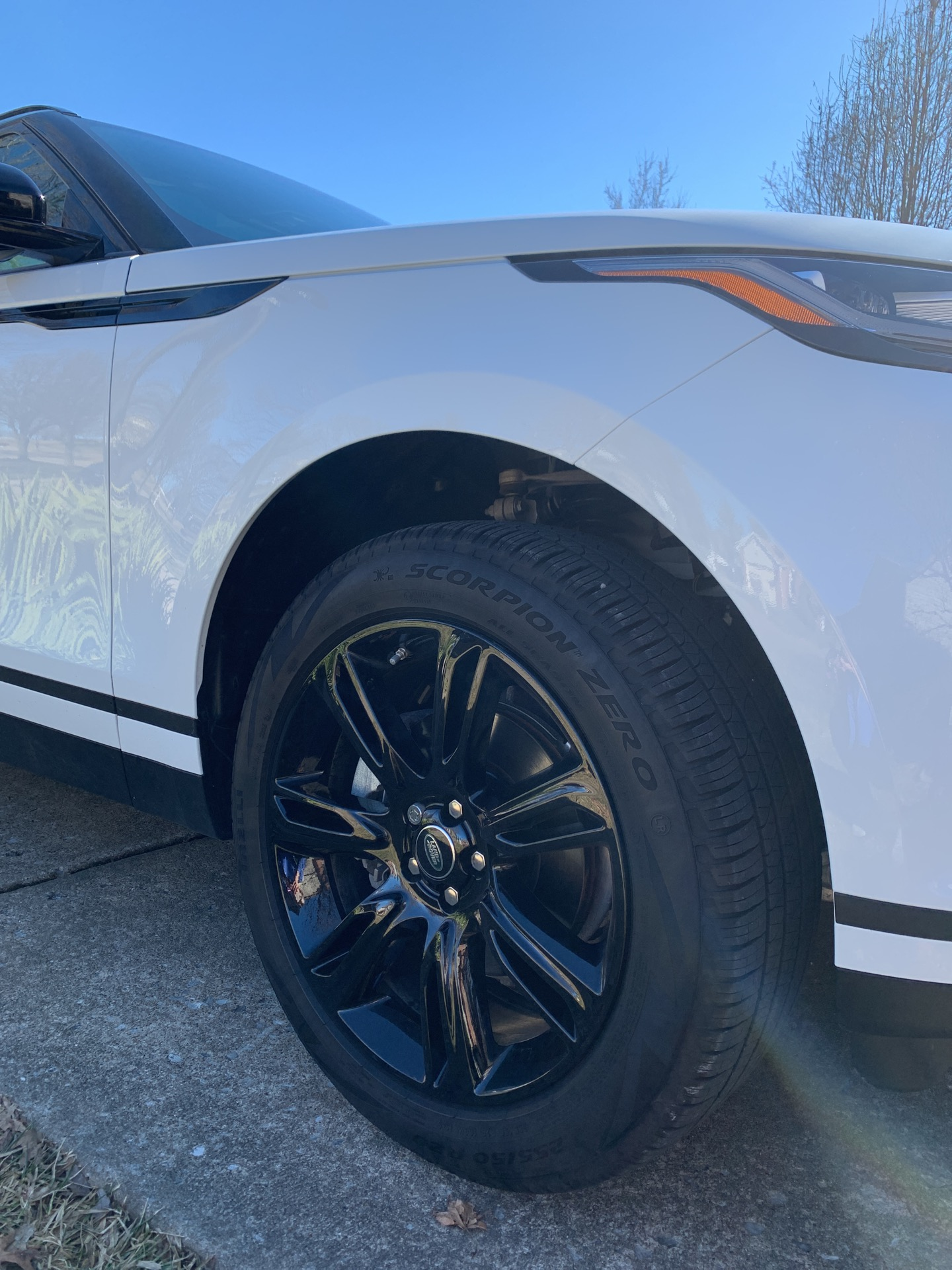 2020 Land Rover Range Rover Velar - photo 2