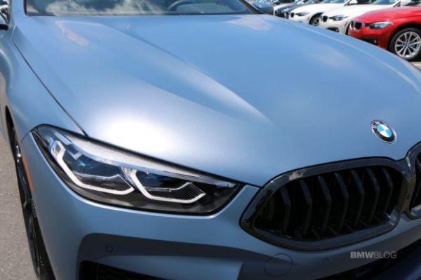 2019 BMW 8 Series - photo 3