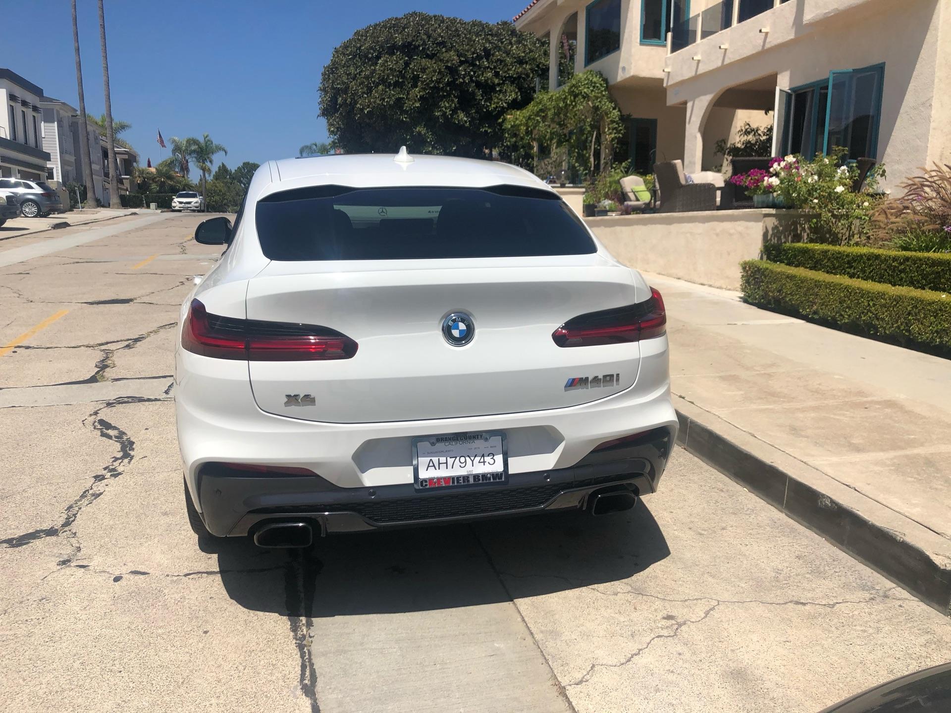 2019 BMW X4 - photo 2