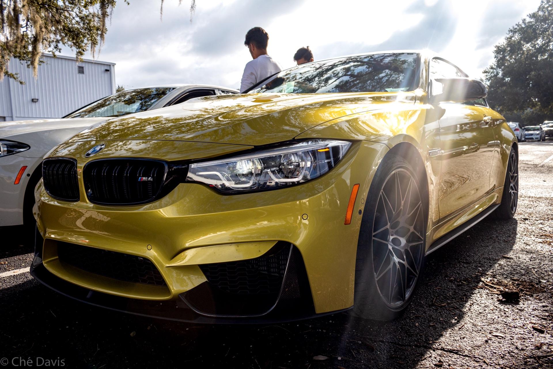 2019 BMW M4 - photo 1
