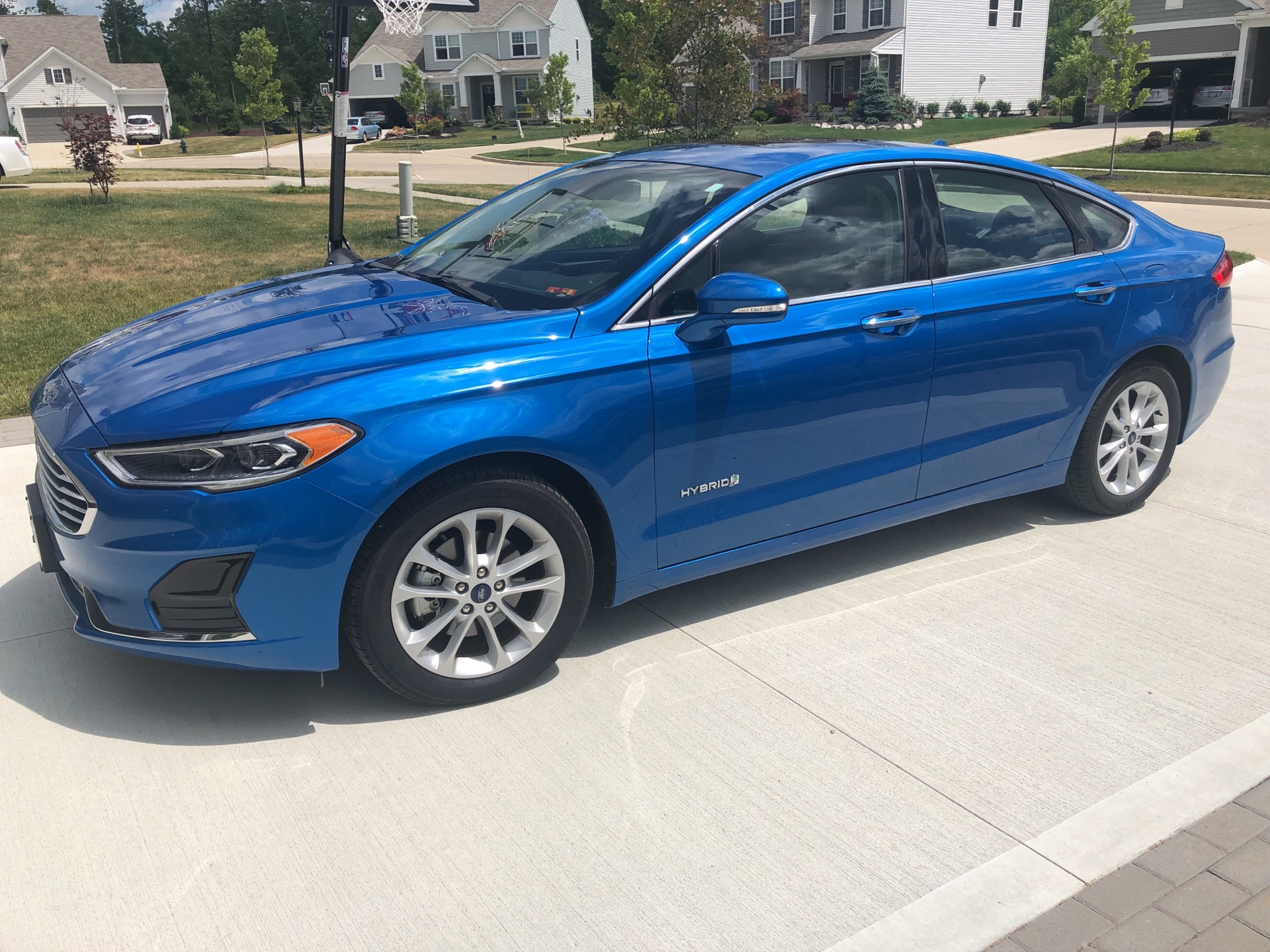 2019 Ford Fusion Hybrid - photo 0