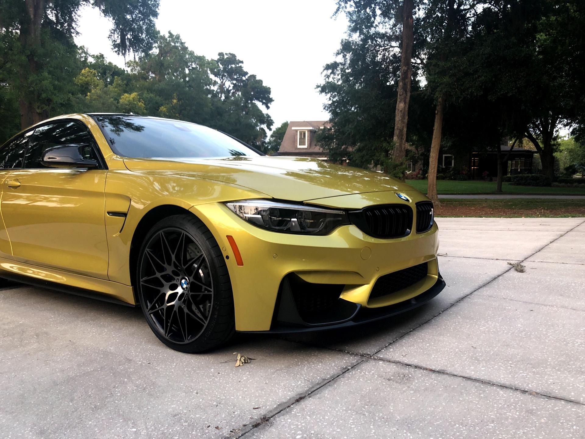 2019 BMW M4 - photo 3
