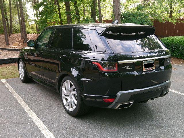 2018 Land Rover Range Rover Sport - photo 2