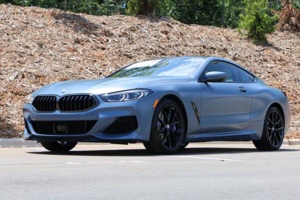 2019 BMW 8 Series - photo 1