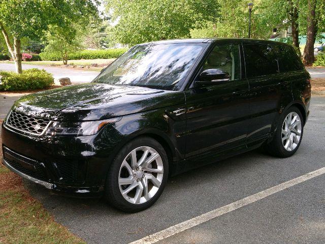 2018 Land Rover Range Rover Sport - photo 0