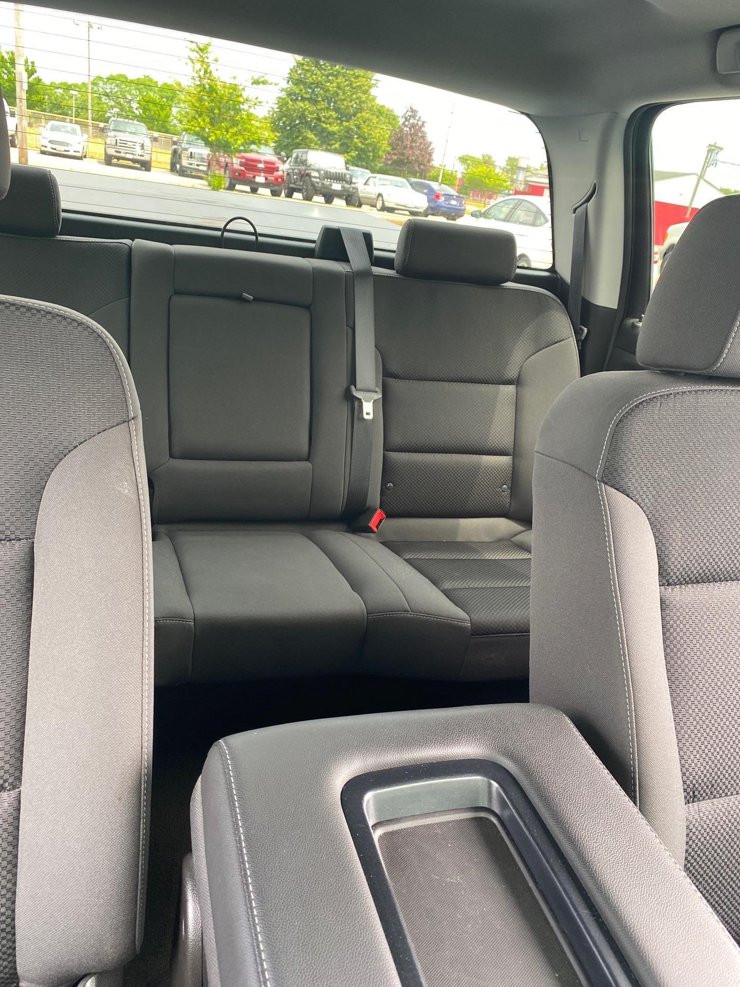 2018 Chevrolet Silverado 1500 - photo 3