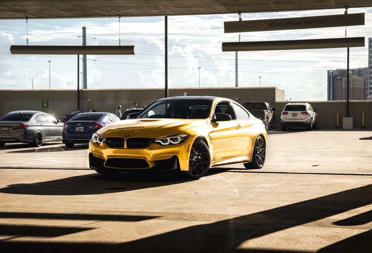 2019 BMW M4 - photo 0