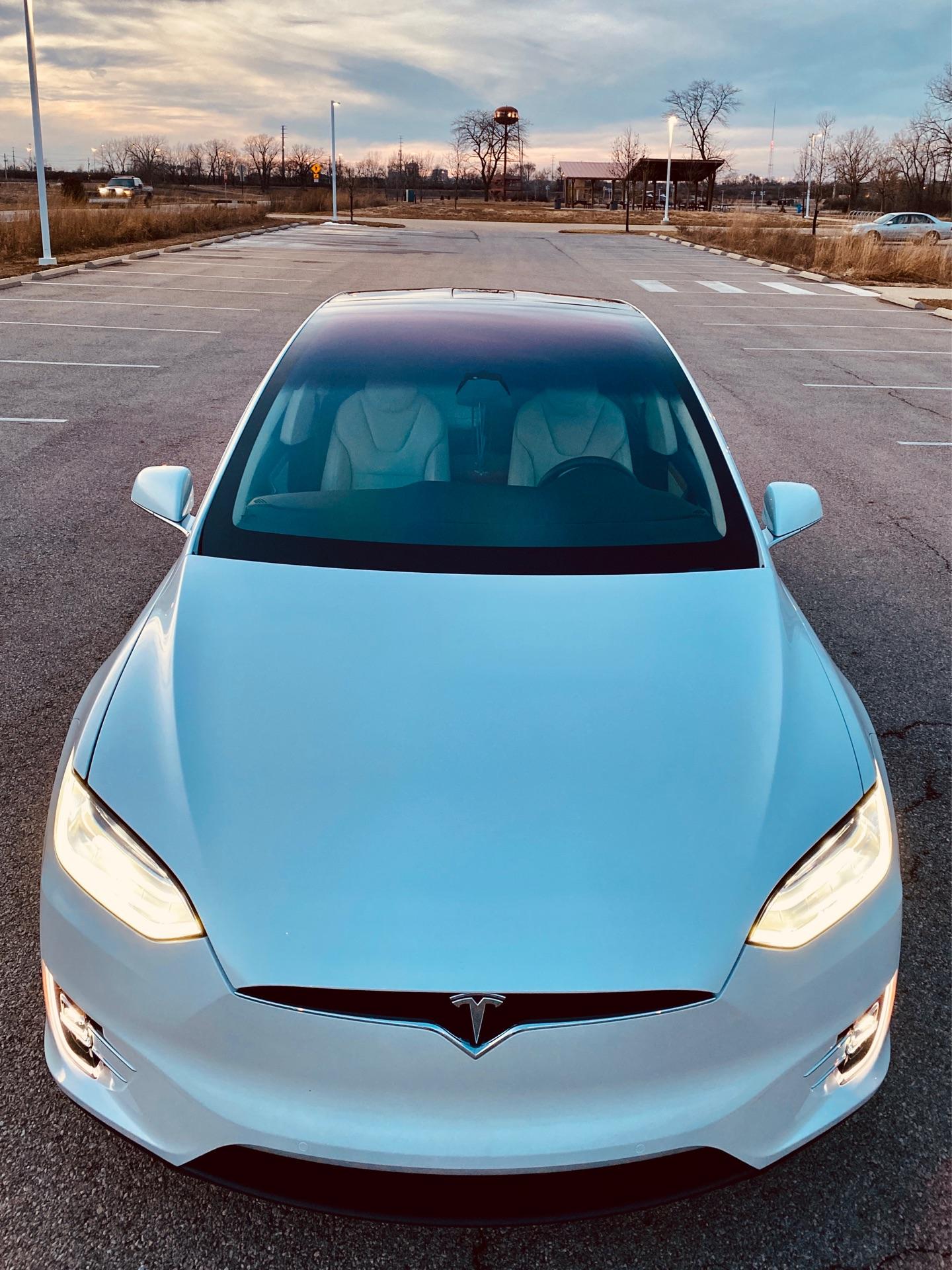 2019 Tesla Model X - photo 3
