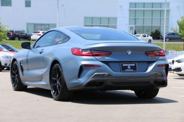 2019 BMW 8 Series - photo 2