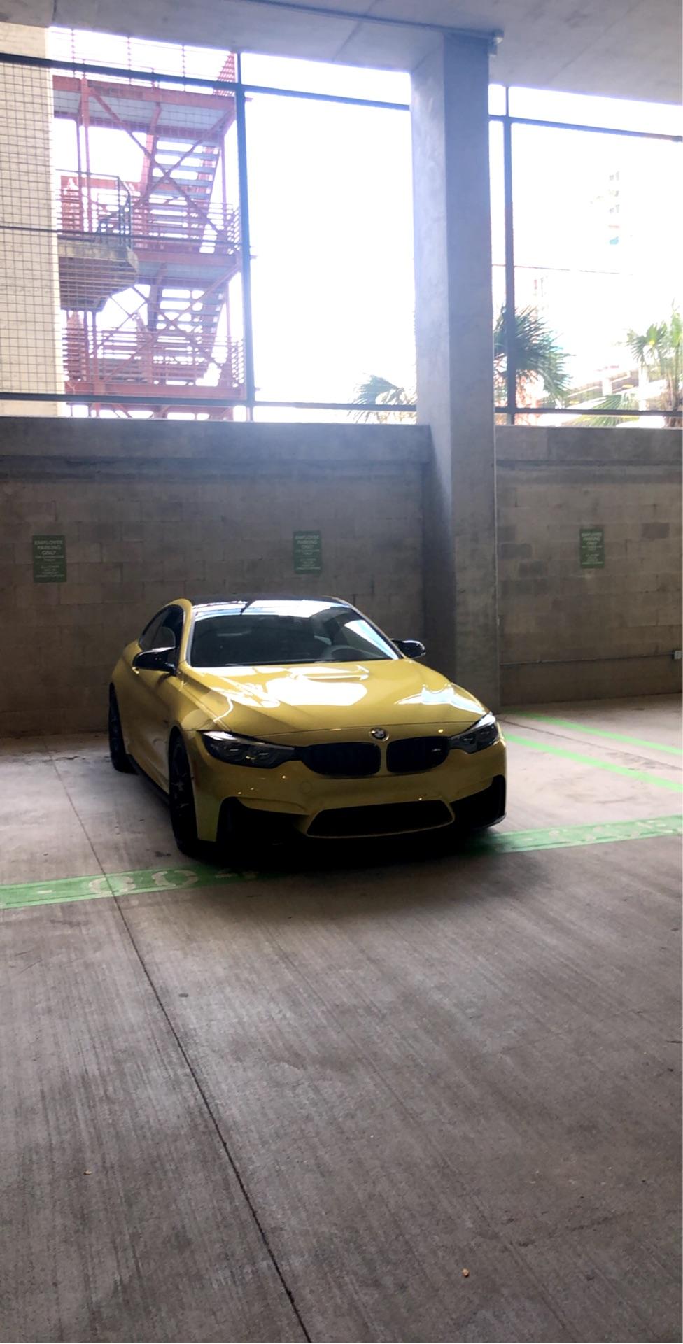 2019 BMW M4 - photo 2