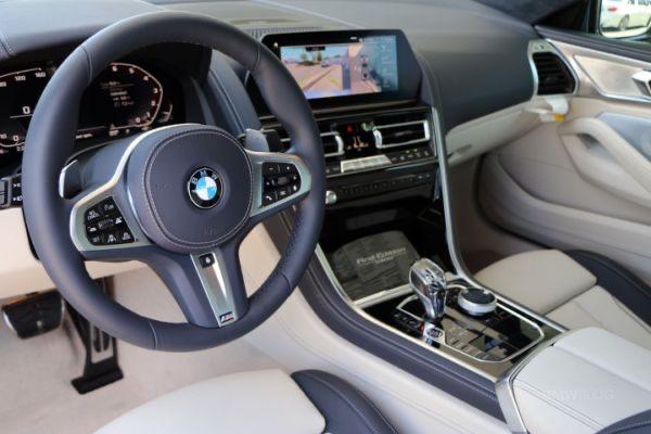2019 BMW 8 Series - photo 7