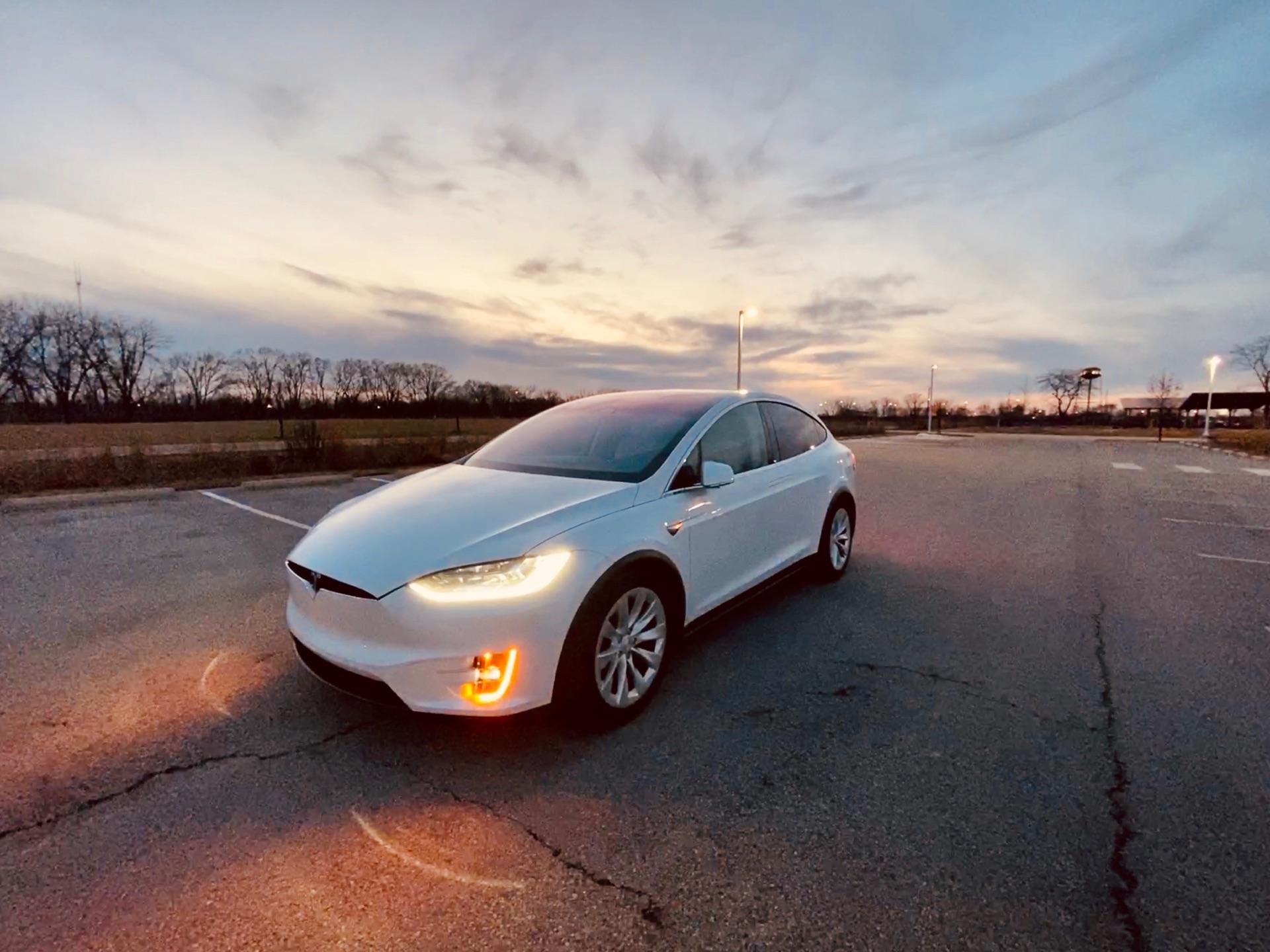 2019 Tesla Model X - photo 4