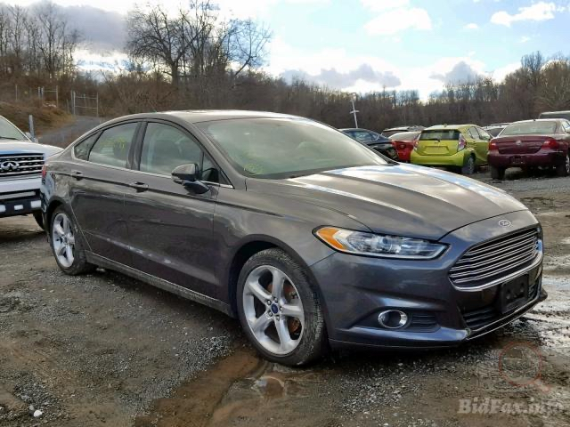 2016 Ford Fusion - photo 0
