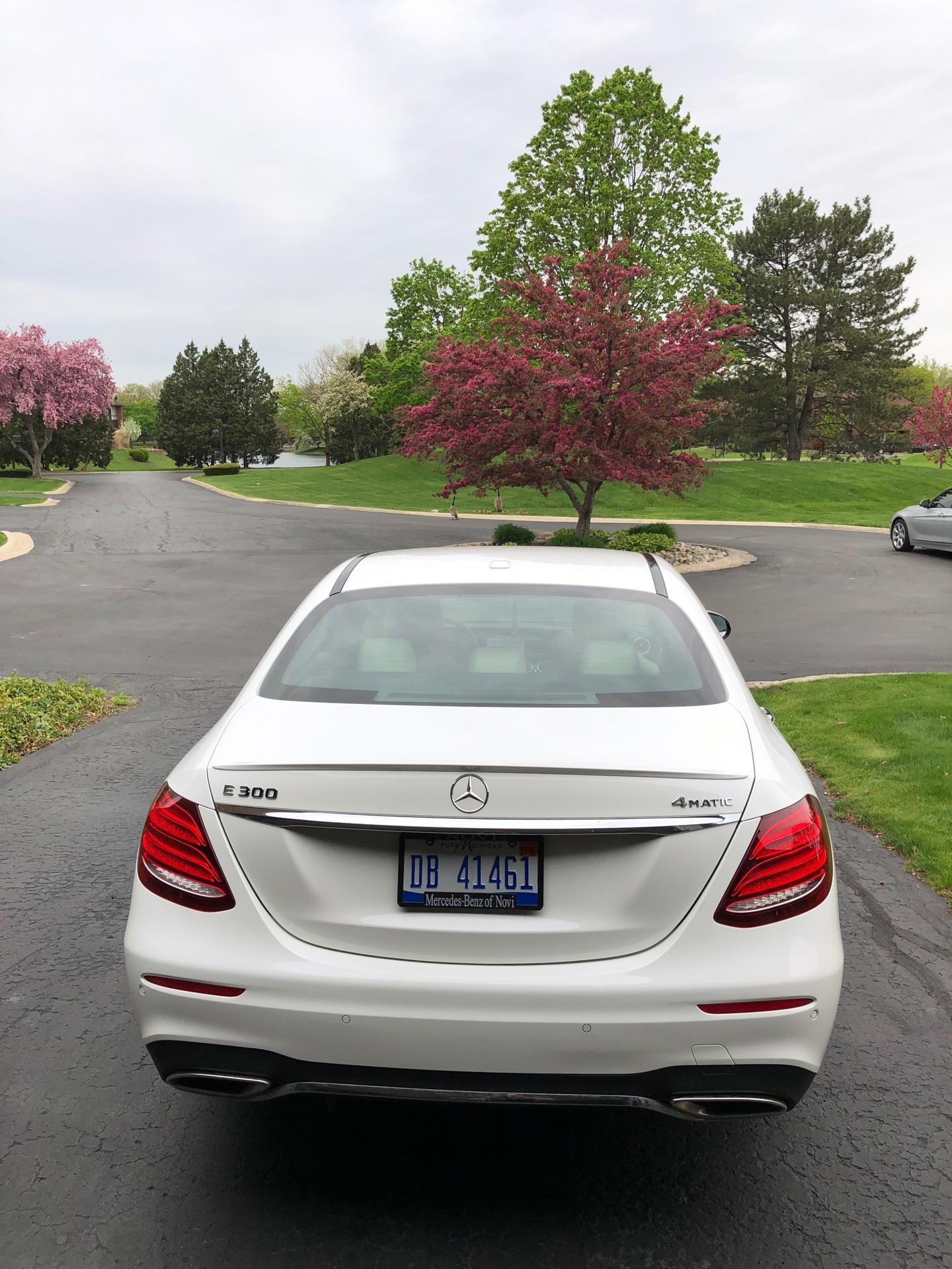 2017 Mercedes-Benz E-Class - photo 2
